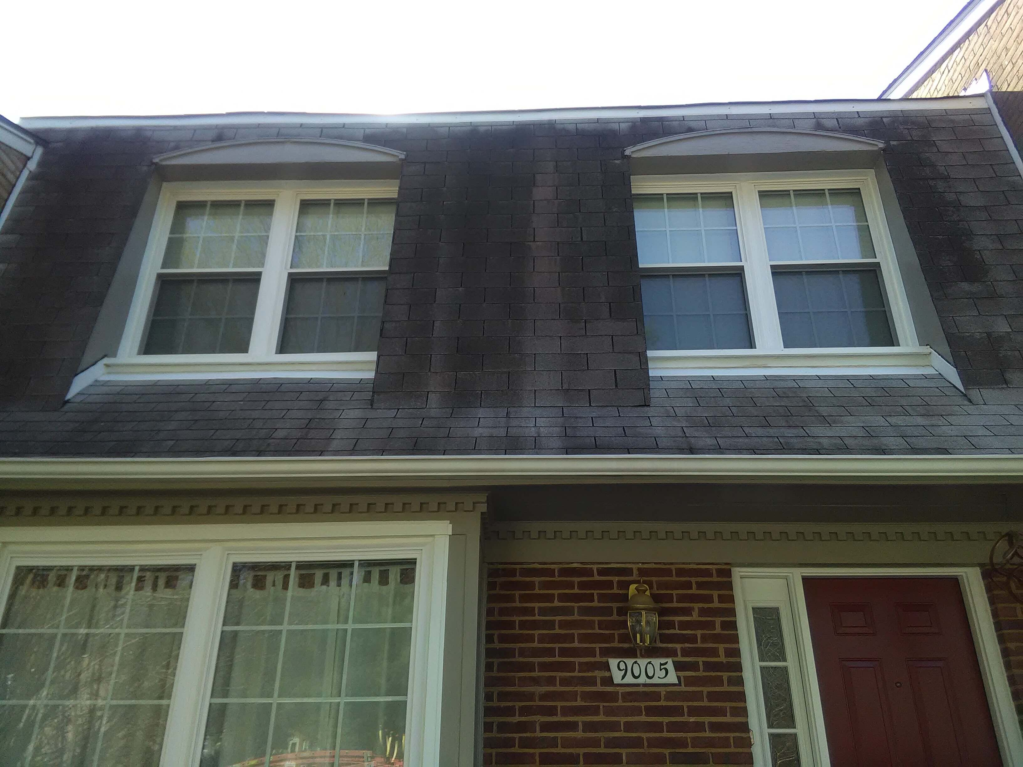 Roof Cleaning Services In Dale City Va Aqua Cleansolutions